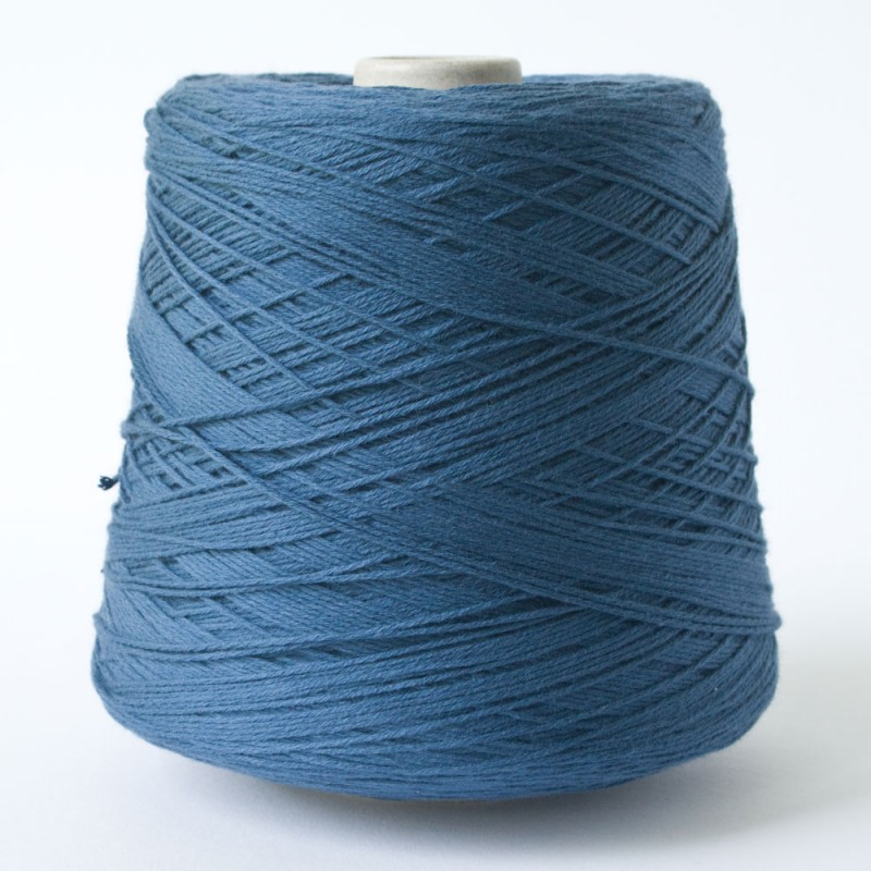 Cotton Silk Cone Yarn 1 kg Knitting, Crochet, Knitting machine yarn, wollefein.ch