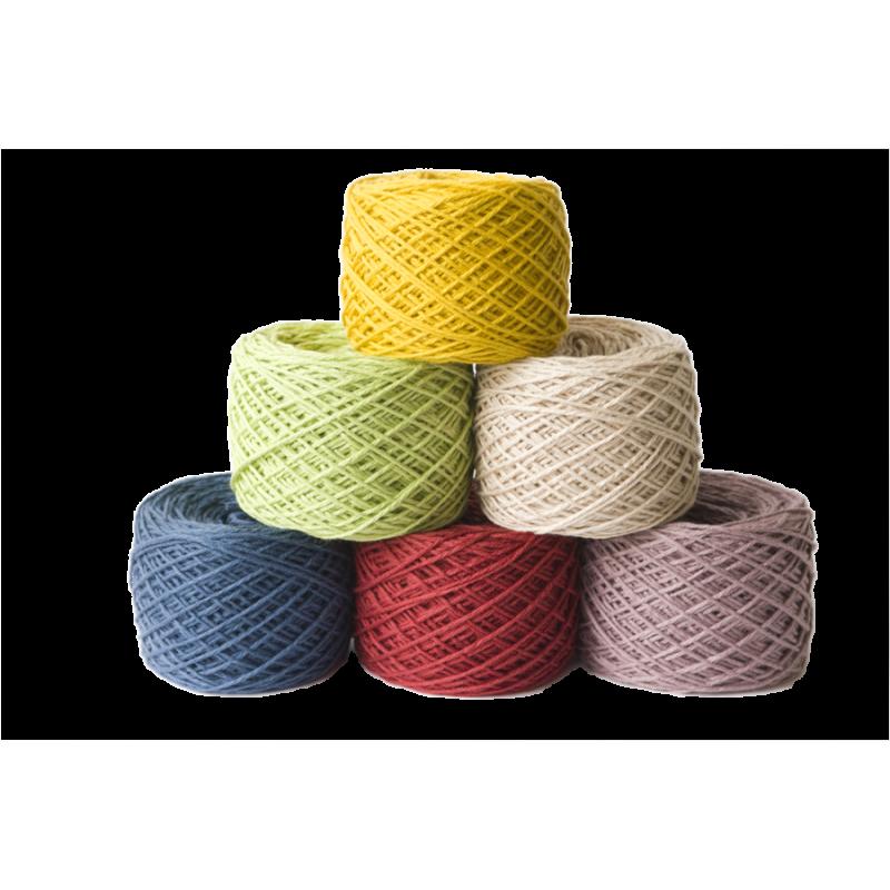 Cotton Silk Baumwolle Seide 100g Strickgarn Strickwolle Wolle günstig kaufen stricken häkeln wollefein.ch