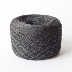 Cashmere Silk Wool Dark Grey