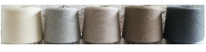 Cashmere Silk Wool Konengarn, Kaschmir Seide Merinowolle Stricken Häkeln Weben