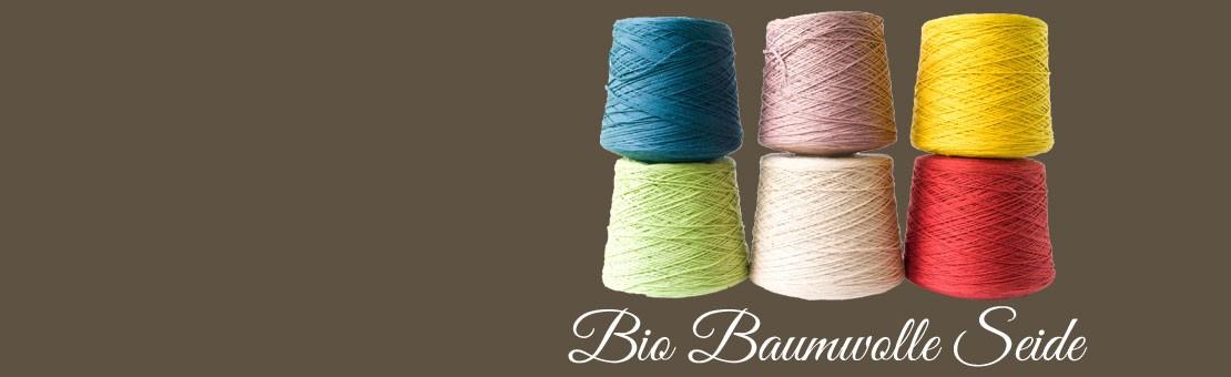 Cotton Silk Konengarn